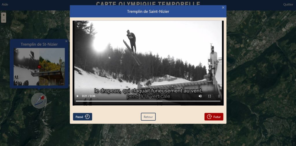 Webdocumentaire Grenoble 1968